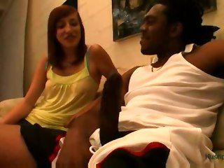 Sara Madison Gets To Experience Monster Cock