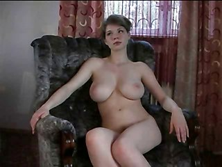 Busty Girl Undressed