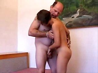 Dad And Girl, Oldman