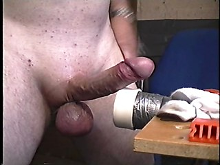 Cum Two Times With Toy And Masturbate