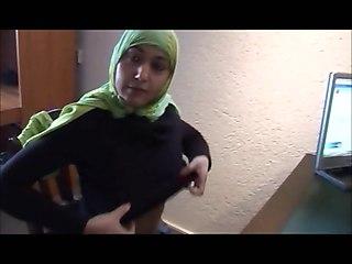 Jamila De Marokkaanse Slet - Part 1