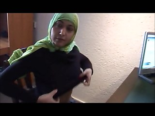 Jamila De Marokkaanse Slet - Part three