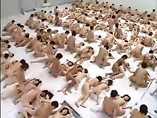 Orgy, Group Sex