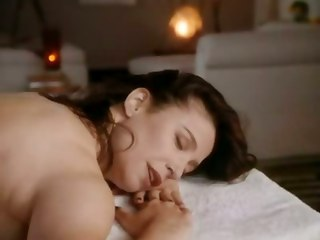 Full Body Massage With Mimi Rogers, The Nude Scenes