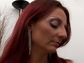 Busty Italian Mom Analysed  Amp Amp  Sprayed By Her Son   Roleplay