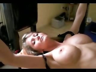 Wife Tied And Ass Fucked