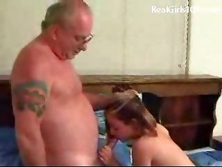 Grandpa Blowjob By Teen