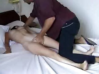 Teen Abused By Maniac Guy