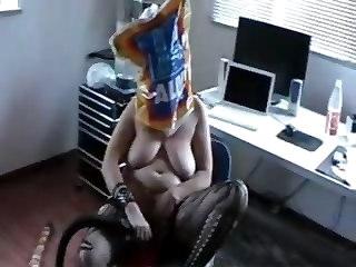 Weird Stolen Video Of My Kinky Mom !