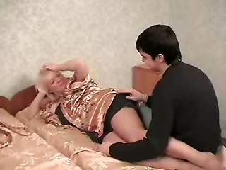 Mature Beauty Spreads Legs For Juicy Dick!